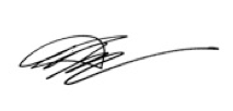 Barry's Signature